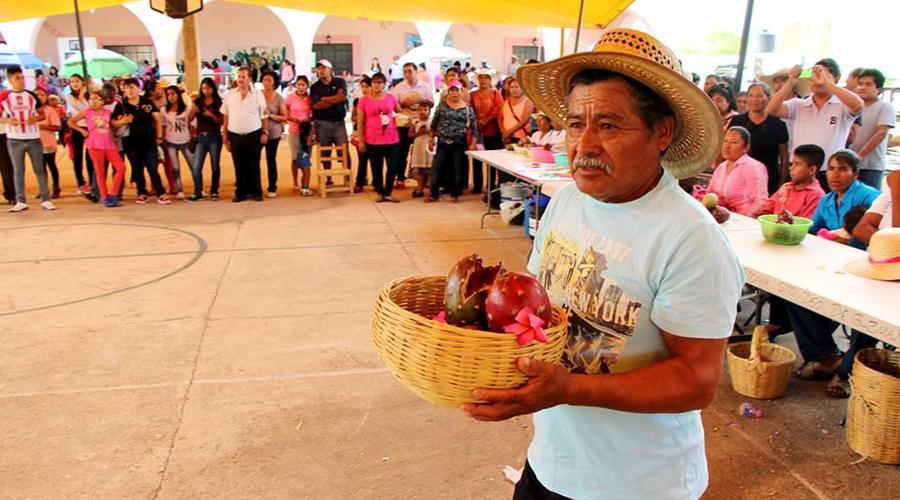 Celebrarán en la Mixteca, los 45 años de la Feria de la Pitaya