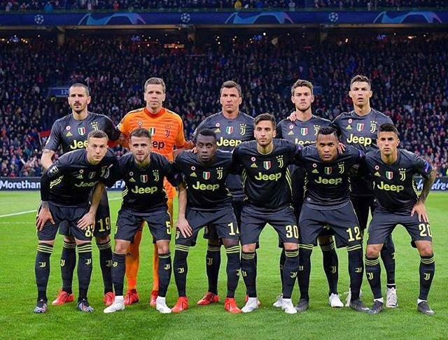 Juventus y Ajax se juegan el pase a semis en la Champions League | El Imparcial de Oaxaca