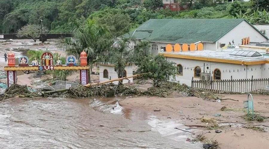 Lluvias intensas en Sudáfrica dejan al menos 60 muertos   El Imparcial de Oaxaca