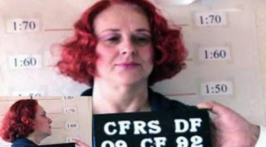 Liberan a Claudia Mijangos, mujer que mató a cuchilladas a sus tres hijos
