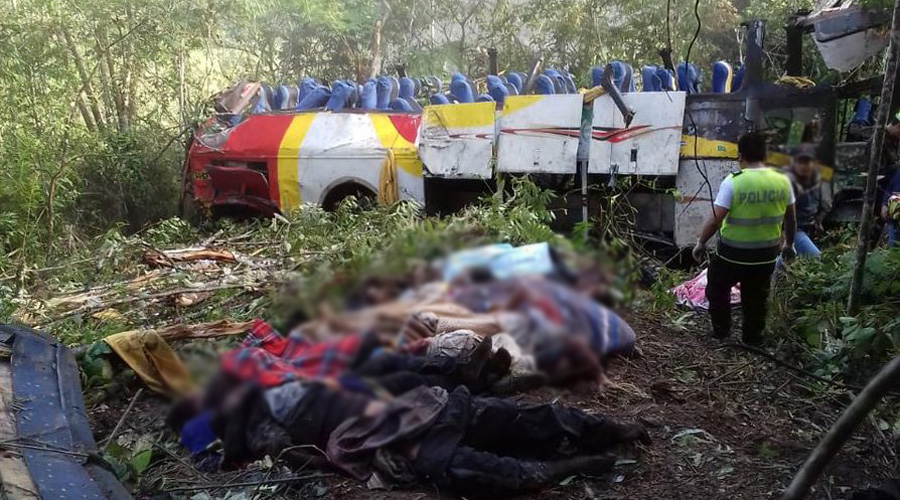 Accidente carretero en Bolivia deja al menos 17 muertos   El Imparcial de Oaxaca