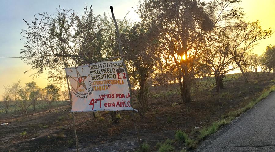 Denuncia el CODEP desalojo de 100 familias de Pinotepa Nacional