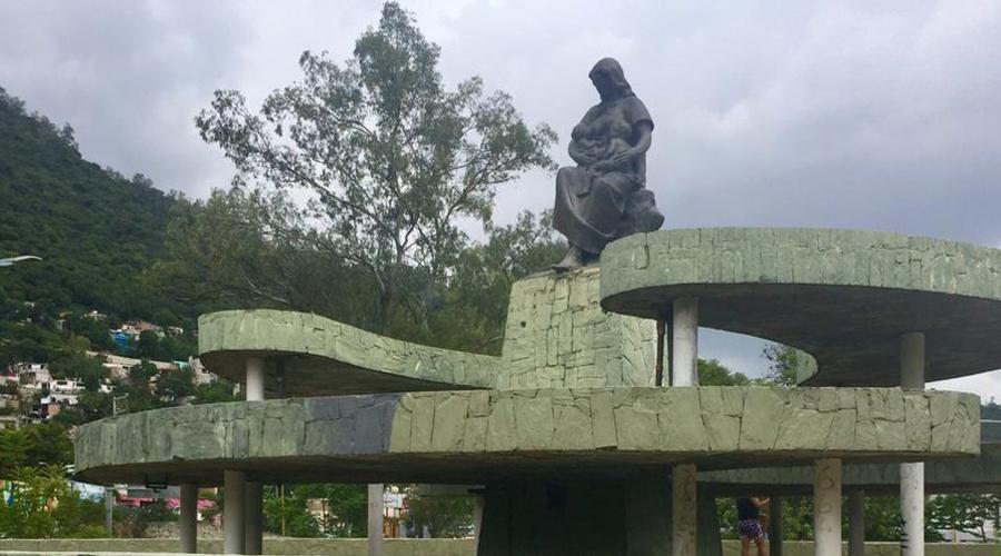 Sociedad civil pide  no destruir el parque  Monumento a la Madre   El Imparcial de Oaxaca