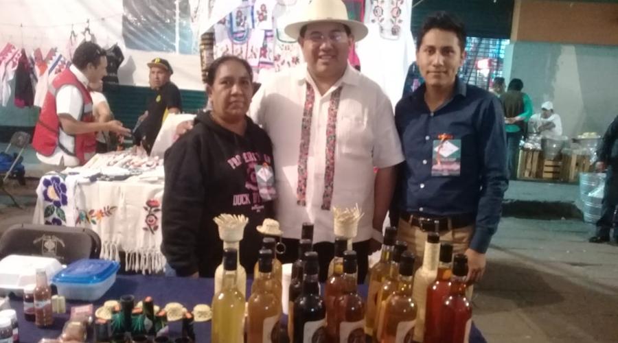 Participan artesanos de la Cañada en festival de textiles | El Imparcial de Oaxaca