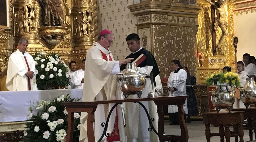 Piden a sacerdotes no  descuidar a sus pueblos | El Imparcial de Oaxaca