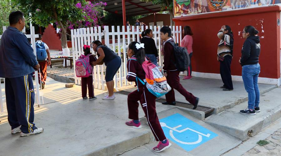 Terminan vacaciones; a clases este lunes en todo Oaxaca | El Imparcial de Oaxaca