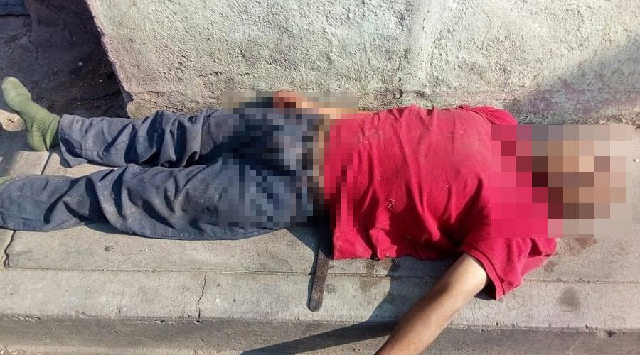 Muere alcohólico en la vía pública en colonia Cosijoeza | El Imparcial de Oaxaca