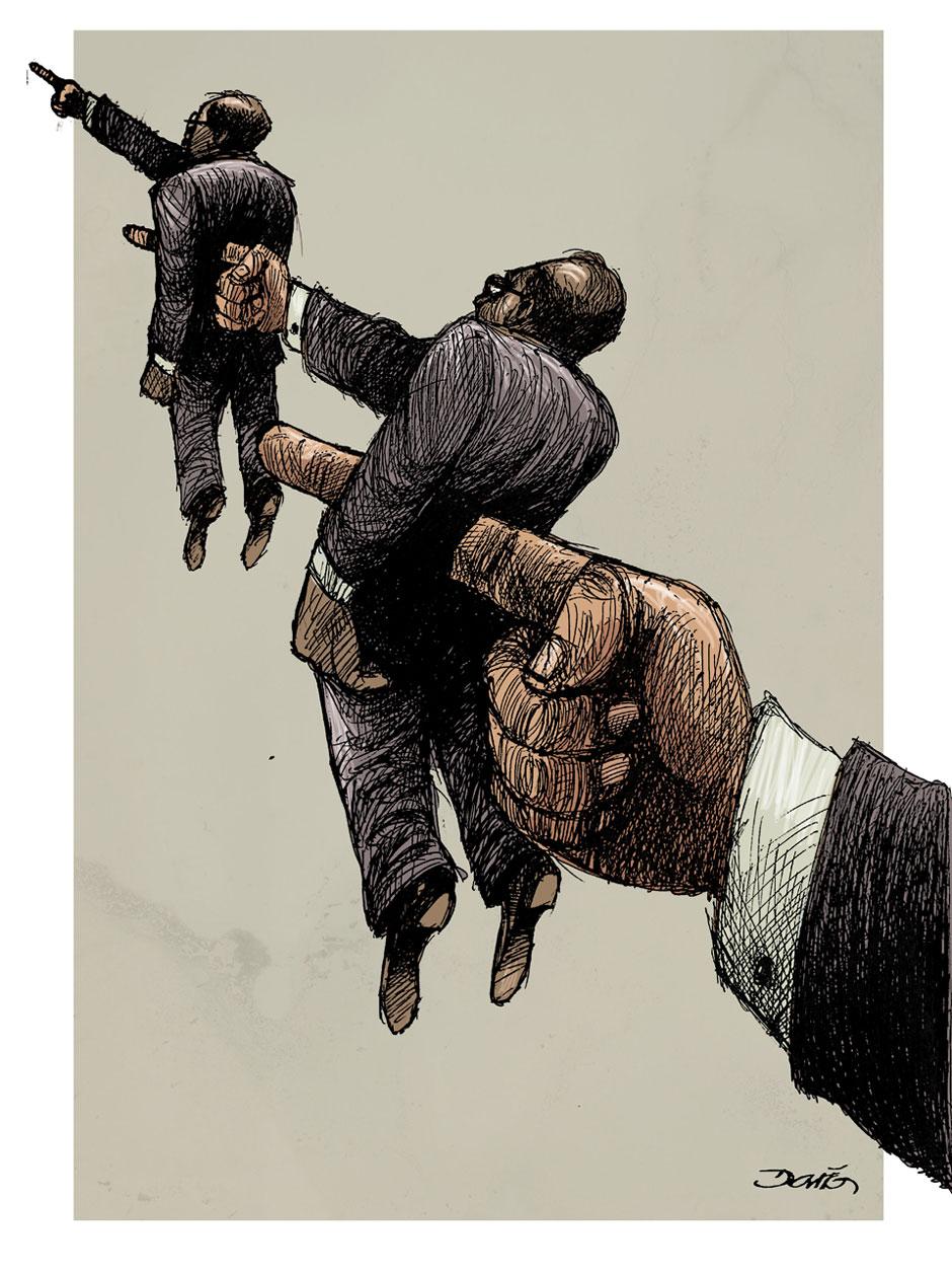 El rumbo de la corrupción | El Imparcial de Oaxaca