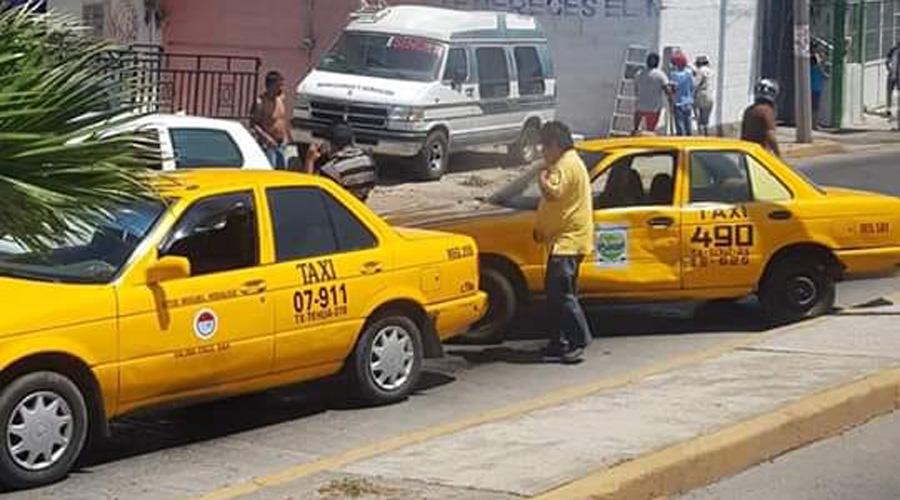 El transporte público registran la mayor cantidad de accidentes en el Istmo | El Imparcial de Oaxaca