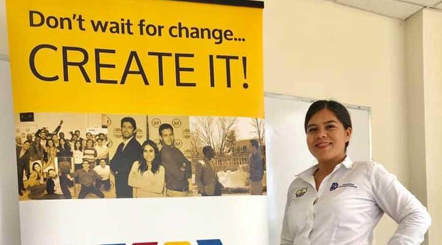 Estudiante de la Costa gana el primer lugar en taller  convocado por la embajada de EU | El Imparcial de Oaxaca