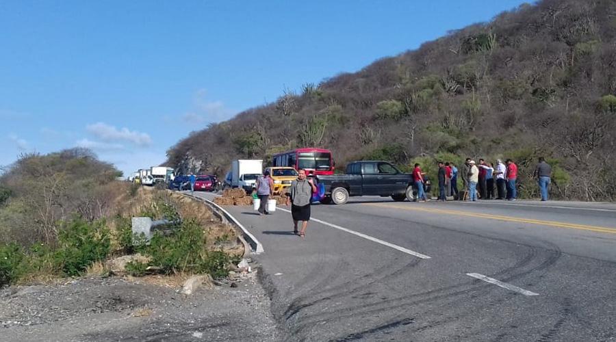 FALP amenaza con bloquear carreteras al norte del Istmo | El Imparcial de Oaxaca