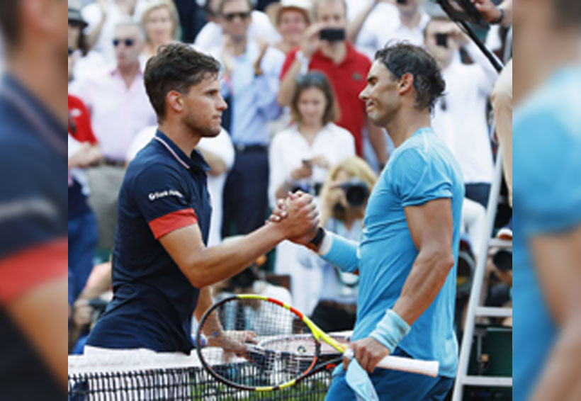 Dominic Thiem vence a Rafa Nadal en semis del torneo de Barcelona | El Imparcial de Oaxaca