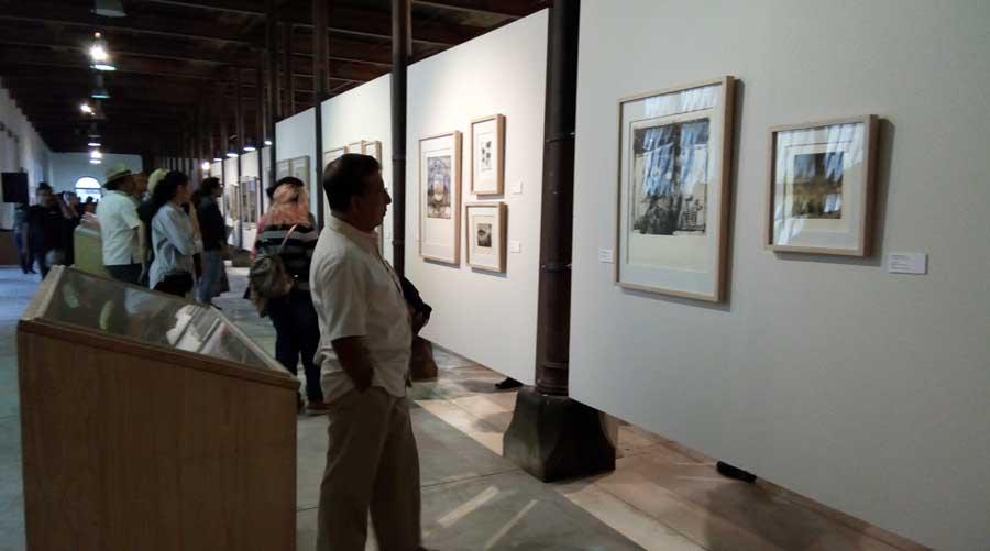 Gráfica de Oaxaca va  al Museo de la Estampa