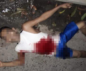 Asesinan a joven a balazos en San Pedro Pochutla