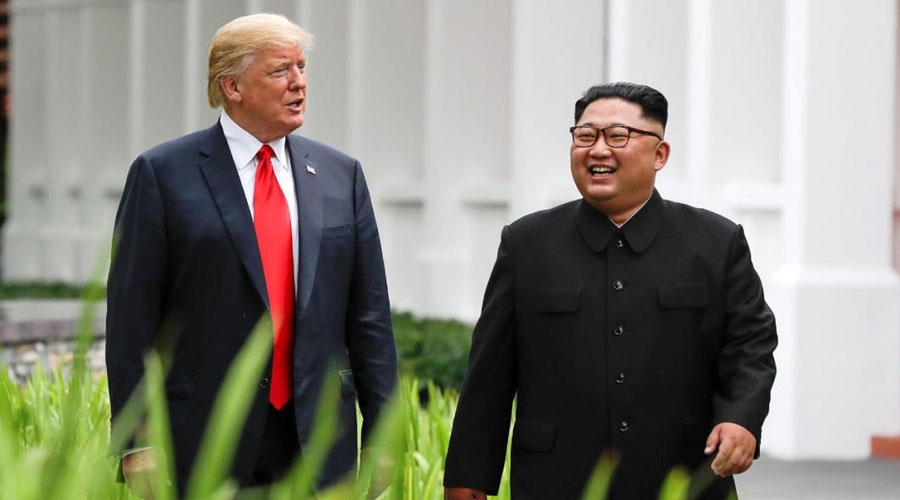 Muestra Kim Jong Un interés en reunirse con Donald Trump | El Imparcial de Oaxaca