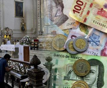 Bendición sacerdotal tiene un alto costo en Oaxaca