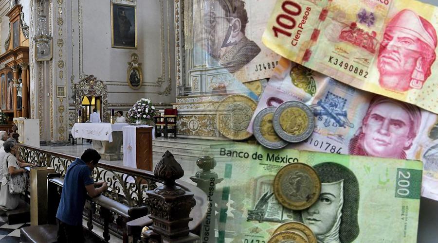 Bendición sacerdotal tiene un alto costo en Oaxaca | El Imparcial de Oaxaca