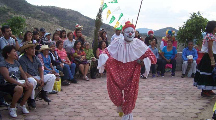 La Maroma, esencia teatral de la Mixteca de Oaxaca