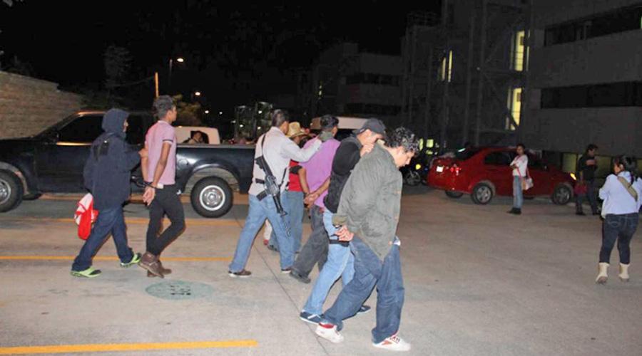 Condenan a 50 años de prisión a secuestradores de tortillero   El Imparcial de Oaxaca