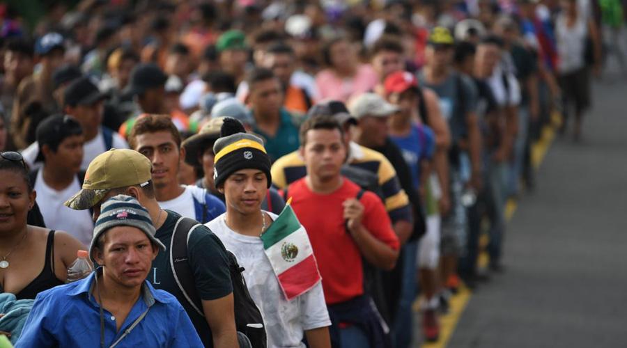 Se atiende de manera tardía fenómeno migratorio en el país | El Imparcial de Oaxaca