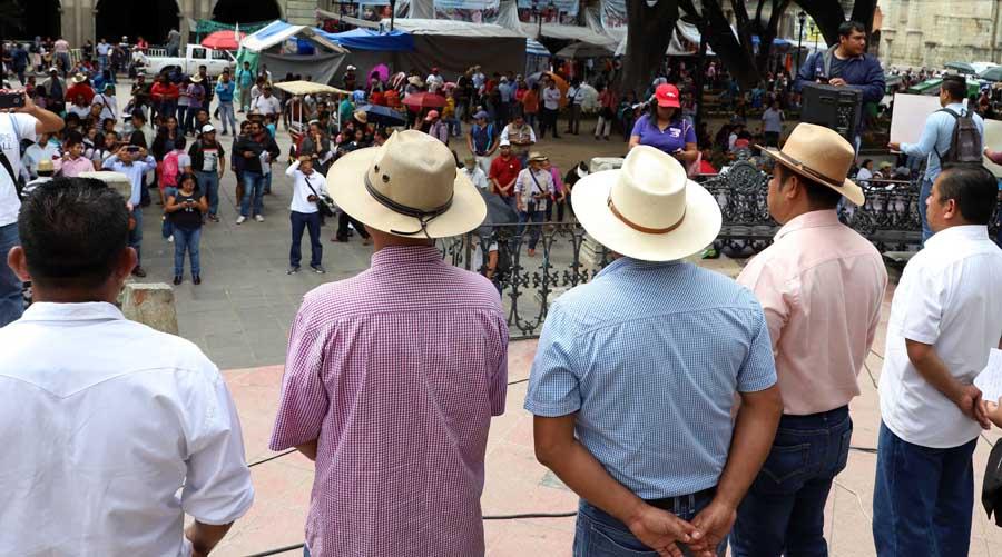Alista S-22 nuevas movilizaciones contra reforma educativa | El Imparcial de Oaxaca