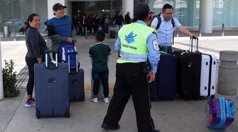 Llegan migrantes a Oaxaca por vacaciones de Semana Santa | El Imparcial de Oaxaca