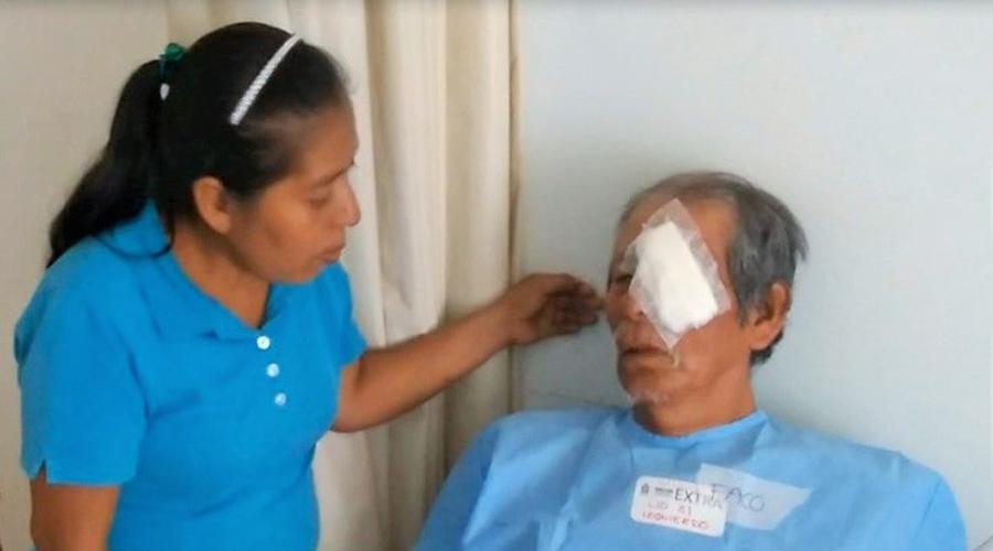 Culmina temporada de cirugía de cataratas en Tuxtepec | El Imparcial de Oaxaca
