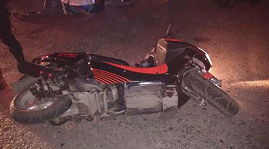 Derrapan motociclistas en la Central de Abastos   El Imparcial de Oaxaca