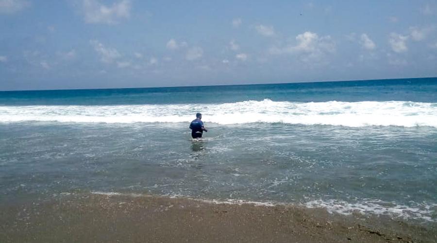 Playa Istmeña apta para vacacionistas | El Imparcial de Oaxaca