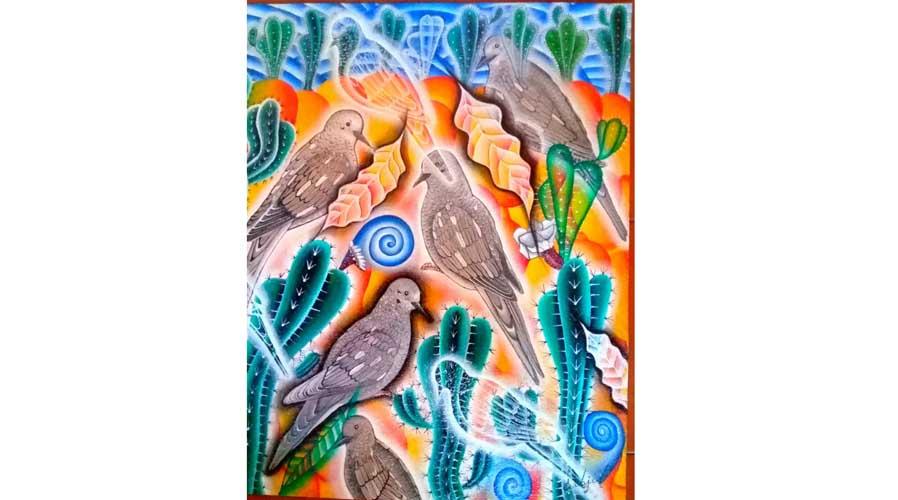 Presentan Los Colores de Mi Tierra, de Miguel Ángel Carbajal