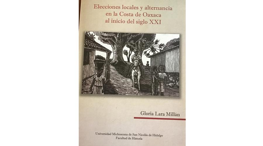 Presentan libro sobre la vida política de Pinotepa Nacional
