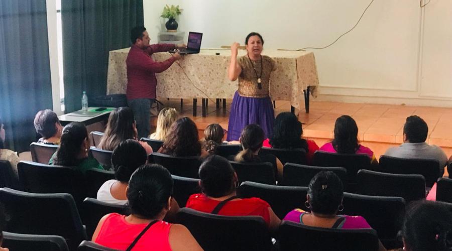 Presentan resultados del ENADIS 2017 en Juchitán | El Imparcial de Oaxaca