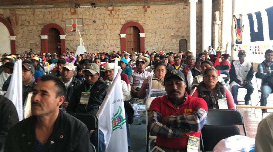 Realizan tercer Foro en Defensa de la Tierra en la Mixteca