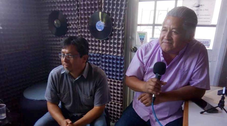 Reconoce al pintor de  las pitayas mixtecas