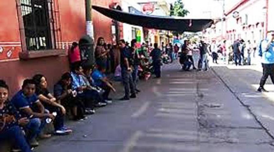 Retomará la S-22  paros escalonados  después de vacaciones | El Imparcial de Oaxaca