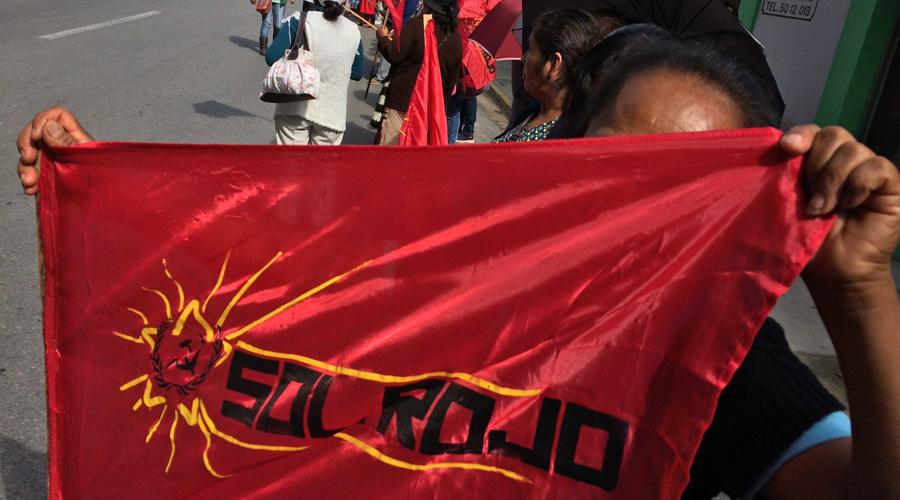 Sol Rojo pide esclarecer homicidio y desaparición | El Imparcial de Oaxaca