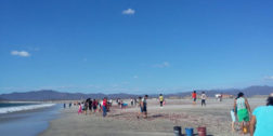 Se prevé el arribo de 50 mil vacacionistas a playas de Salina Cruz