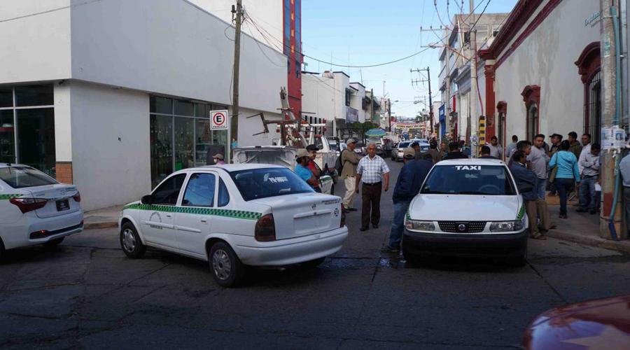 Sitios de taxis piratas en la Mixteca,  reflejo de la inseguridad | El Imparcial de Oaxaca