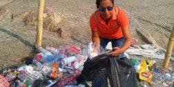 Vacacionistas dejan basura en las playas del Istmo