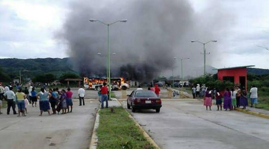 Se buscan condiciones para la elección de San Dionisio del Mar | El Imparcial de Oaxaca