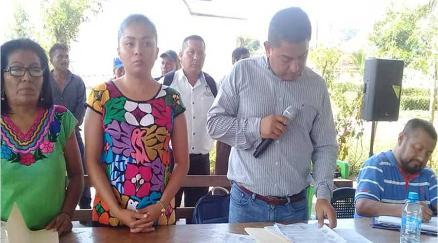 Reclaman incapacidad del edil de Jacatepec   El Imparcial de Oaxaca