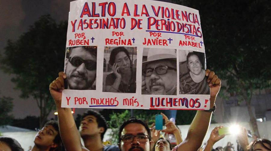 México se volvió el país más peligroso para ejercer el periodismo en América Latina: Artículo 19 | El Imparcial de Oaxaca