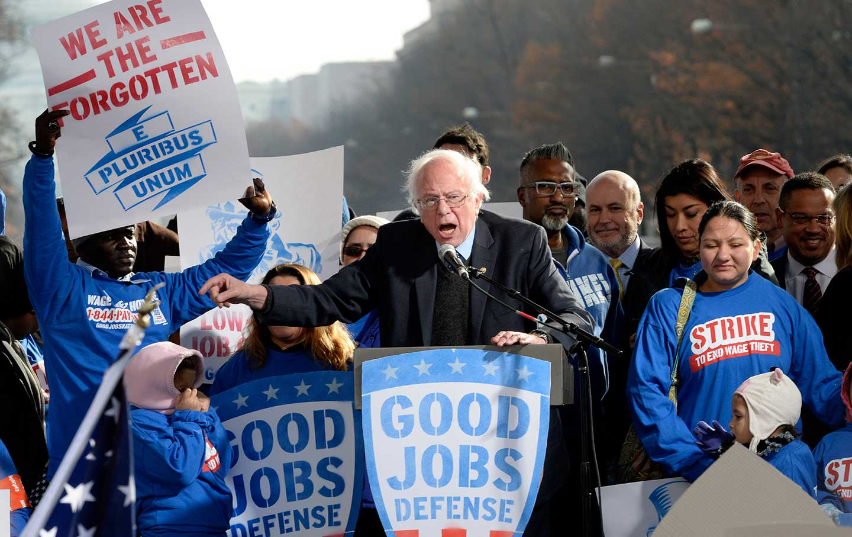 Pide Bernie Sanders al Congreso de EU no aprobar T-MEC | El Imparcial de Oaxaca