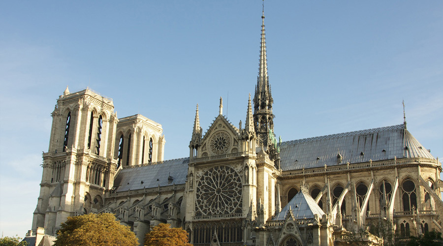 Busca Francia acelerar reconstrucción de la capilla de Notre Dame | El Imparcial de Oaxaca