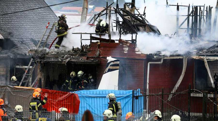 Mueren seis personas tras accidente de avioneta en Chile | El Imparcial de Oaxaca