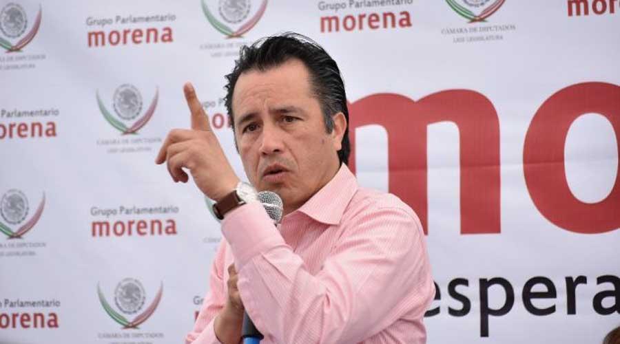 Promete Cuitláhuac García que no habrá impunidad en masacre de Minatitlán | El Imparcial de Oaxaca