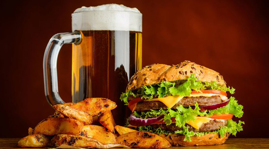 Circuito cerebral conecta relación entre preferencia de comida chatarra y consumo de alcohol | El Imparcial de Oaxaca