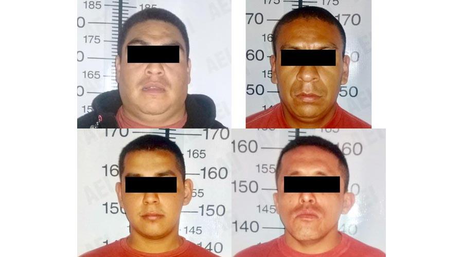 Acababan de salir de prisión; otra vez son acusados, ahora de robo de vehículo | El Imparcial de Oaxaca