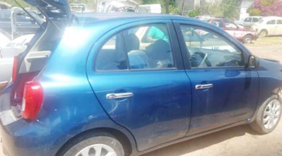 Roban vehículo en calles de Huajuapan | El Imparcial de Oaxaca