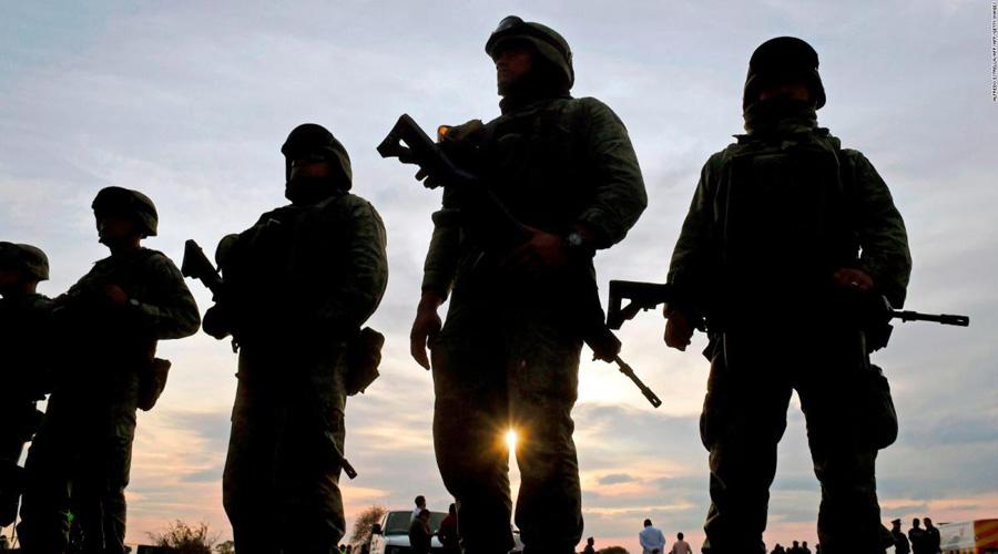Opera ya Guardia Nacional sin ley ni elementos propios   El Imparcial de Oaxaca